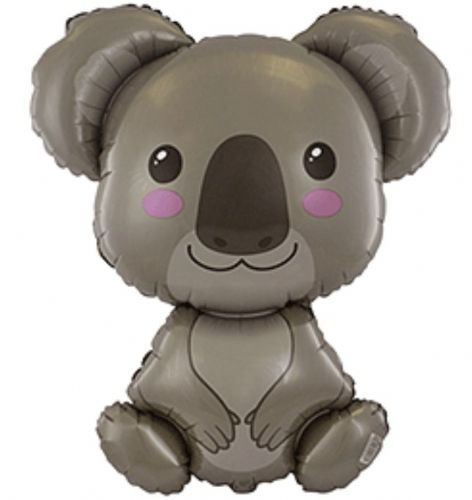 Jumbo Koala Baby Unpackaged